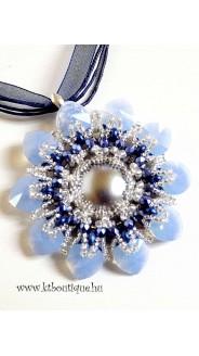 Lorell medál, kék
